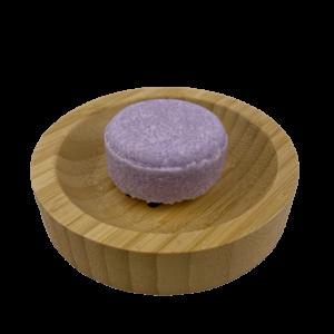 Sweet-Pea-op-bamboe-zeepplankje