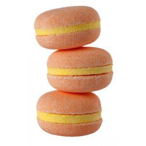 macaron-perzik